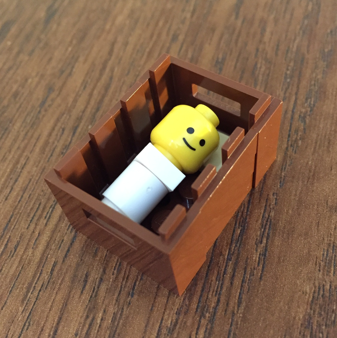 Jesus bebe lego